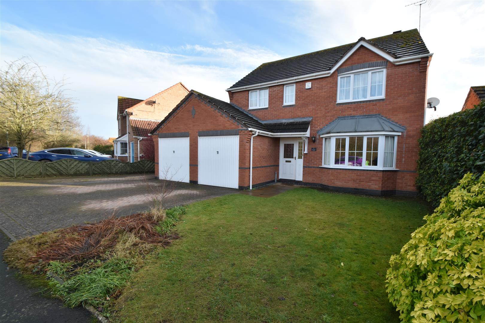 4 Bedrooms Detached House for sale in Bowden Green, Droitwich